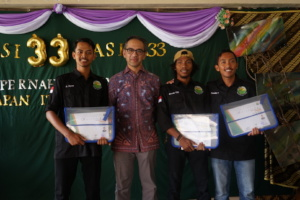 Top Three Basic Students of Batch 33