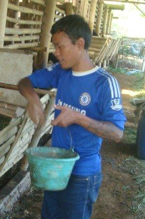 Save 45 Vulnerable Youth through Organic Farming