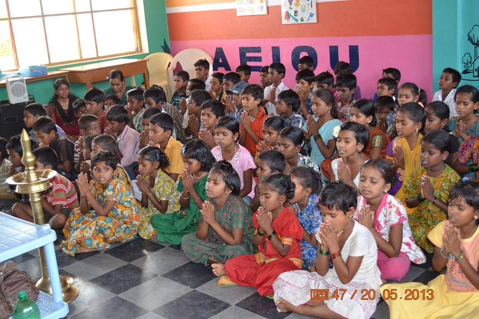 Educate 100 Rescued Girl Child Labourers