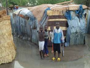 Living Condition in Darfur Refugee Camps