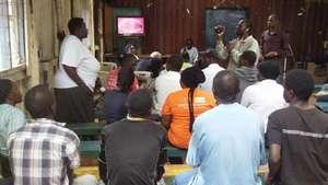 Kibera News Network video screening
