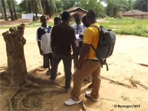 Community Eco-guards training