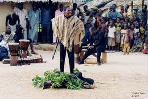 WCF Ymako Theatri theater campaign