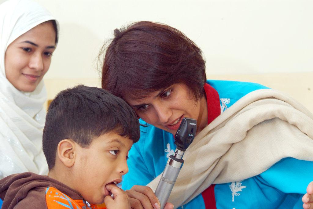 Sight for 4000 Poor Blind Children in Pakistan