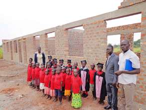 Children Request The Odwar fund to finish class