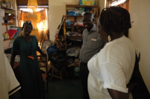 Visiting Director of Christian Rehab Interacting