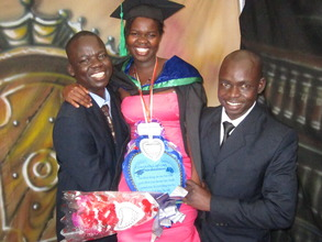 Medical Graduate brings Pride to The Odwar Fund