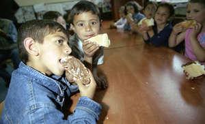 Snack at school