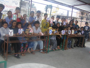 thank you from Children with Disabilities of PCBR