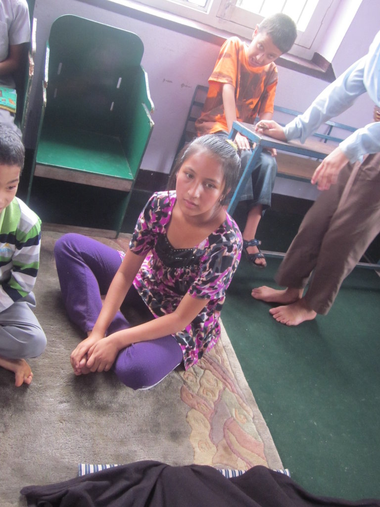 Rehabilitation for 50 Children with Disabilities