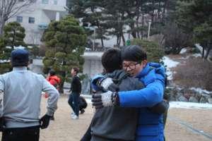 Hangyureh school for North Korean students