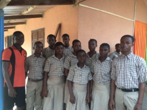 The JSS3 Students