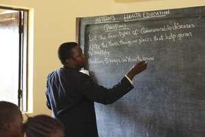 Primary Class 6 Studies Health Education