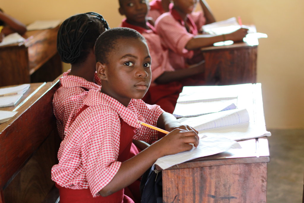 Sustain a School for 200 Children in Rural Nigeria
