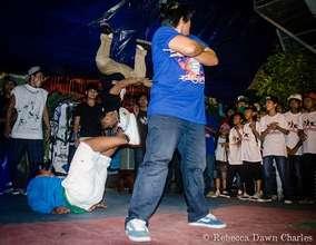 Battling at Showbox