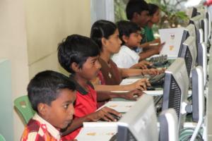 Children like Satadeep in the making at Bhumi