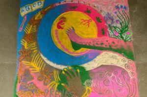 'Rangoli' Art