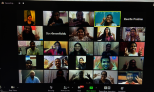 Participants and Audience via Zoom