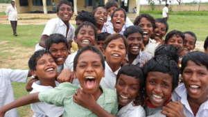 Educate 25000 Children through Volunteers in India