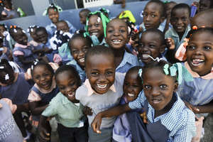 The Children of St. Paul's School