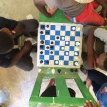 Chess Club at St. Paul's