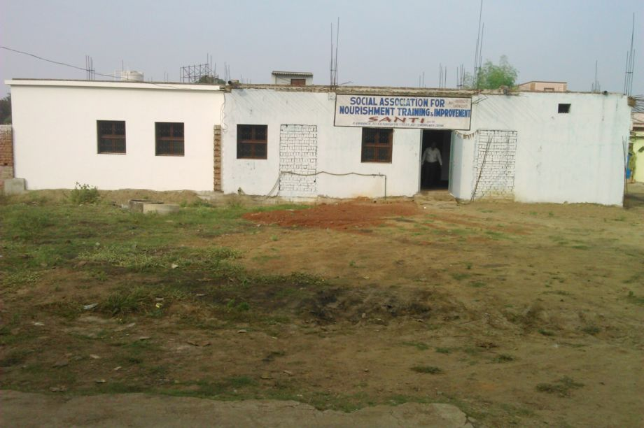 Empowerment center for tribal society in India