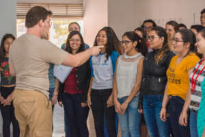 Training program with University EIA