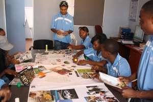Blue Cross Youth Workers