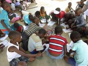Blue Cross Namibia Outreach Program