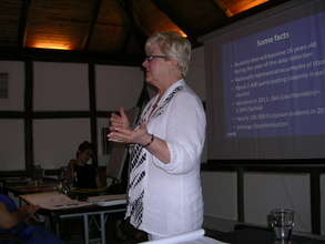 Training exercise led by Finnish ESPAD experts