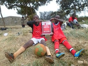 Teaching Youths English Literacy Through Football