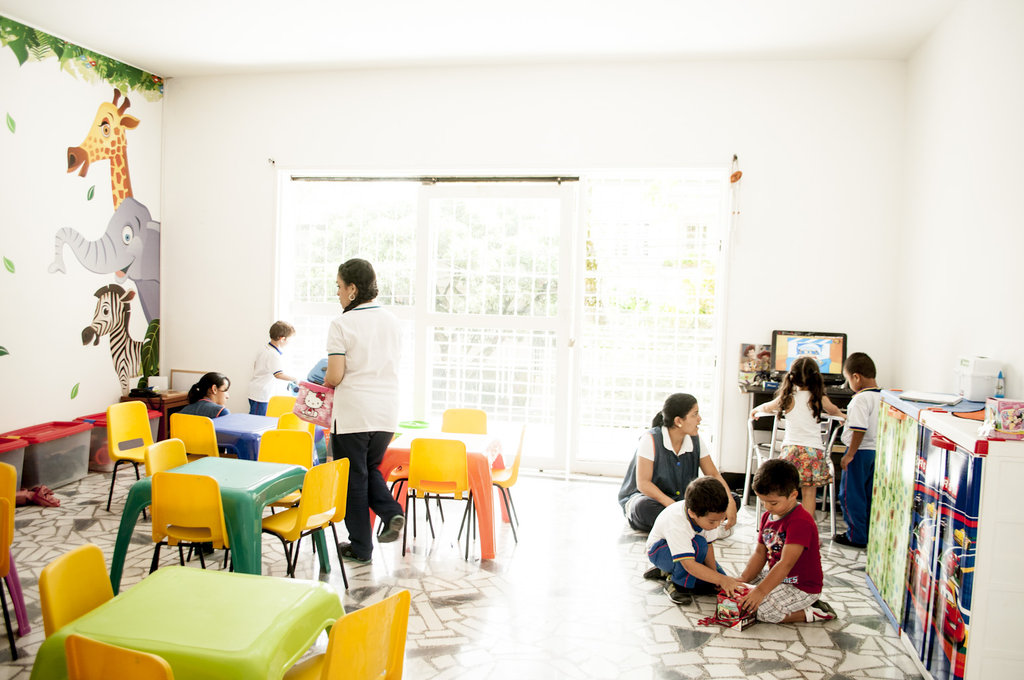PLAYROOMS: to play, learn and have fun!!!