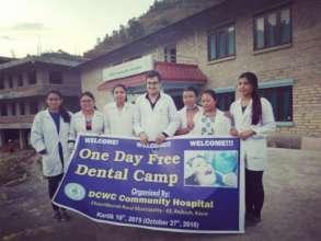 Dental Camp Staff