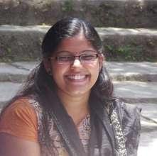 Rachana, our new Education Coordinator