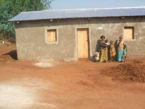 #1: Description of a home we build for a widow