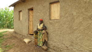 #1: A new home built for a widow family