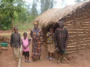 Current living conditions of families  we help
