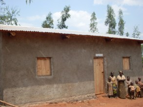 #2: A widow family living in a newe home