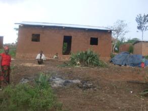 #1: A house under construction