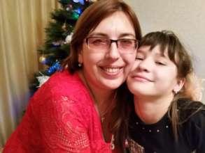 Anya and Natalya