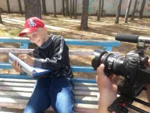 How we make video profiles of orphan children