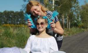 Varya and Ekaterina