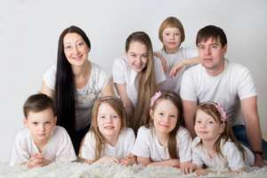 Kuznetsovy family