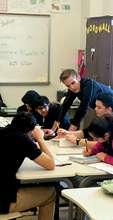 Cardozo students at work in Washington DC