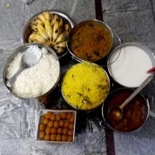 Food Sponsorship in children orphanage in india