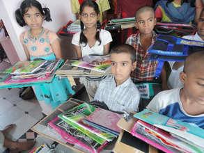 Education Donation for Underprivileged Children