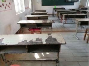 old desks