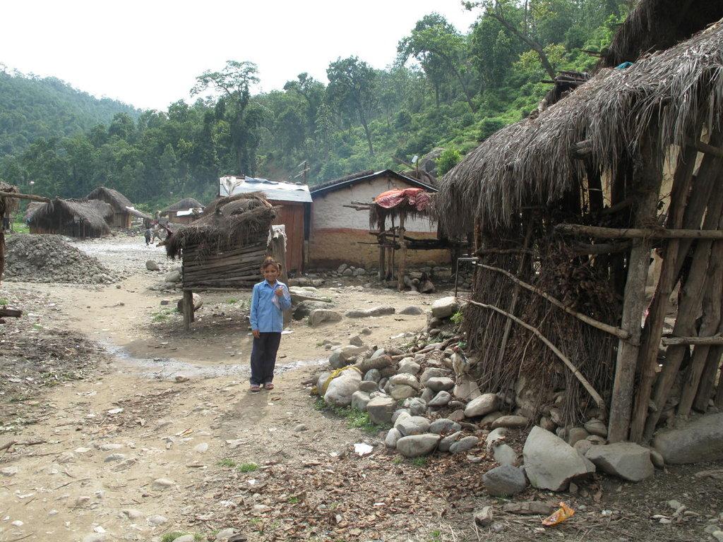 Stop Girl Trafficking in Nepal