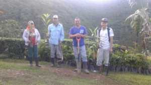 Meet some of our dedicated paid tree planters