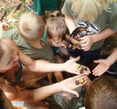 Seed talks at local schools